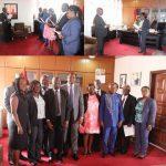 CHRAJ Inaugurates Audit Committee