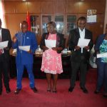 CHRAJ INAUGURATES AUDIT COMMITTEE TO WARRANT GOOD GOVERNANCE