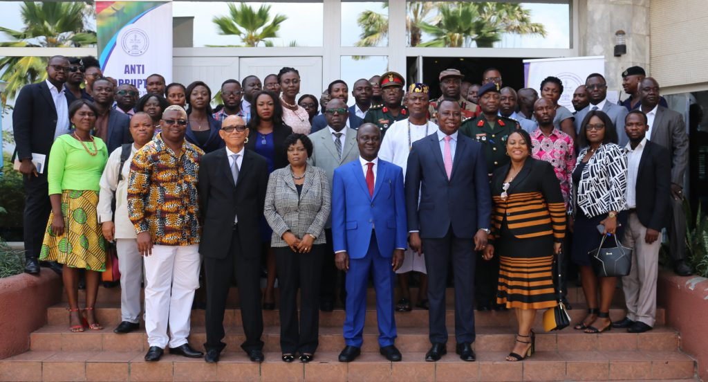 ANTI-CORRUPTION WEEK LAUNCHED IN ACCRA