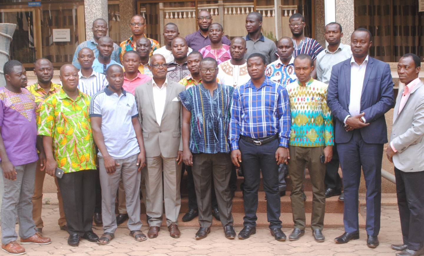 CHRAJ Holds Workshop On The NACAP Reporting Tool (NACoRD) – Tamale