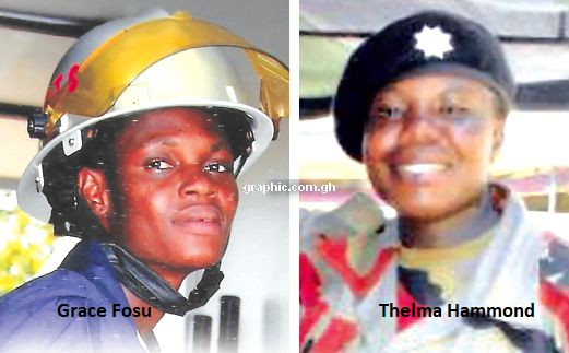 CHRAJ GETS RESULTS – 2 Fire women reinstated