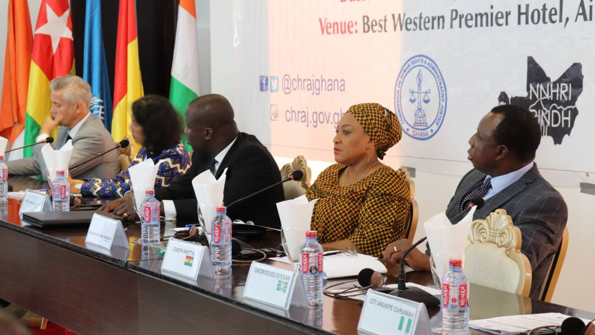 Human Rights Institutions In West Africa Congregate in Ghana