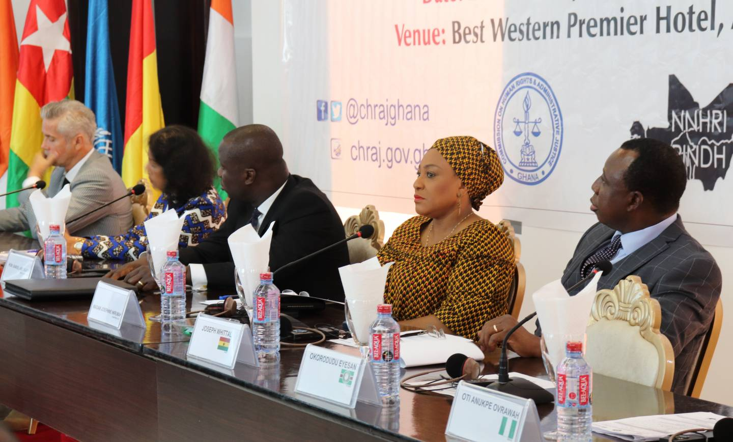 Regional Consultation of National Human Rights Institutions in West Africa
