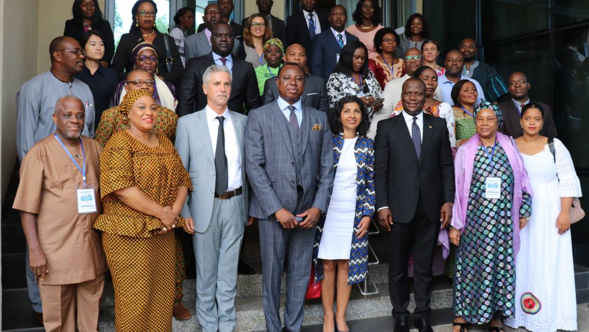 Regional Consultation of Heads of National Human Rights Institutions in West Africa is underway in Accra, Ghana.