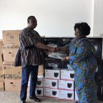 WAPCAS Donates Computers And Accessories To CHRAJ And Signs MOU To Boost Human Rights Intervention Programmes