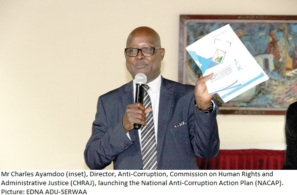 Anti-corruption strategy only a plan — Study