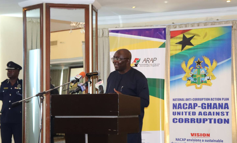 Digitisation will be disruptive to corruption – Bawumia