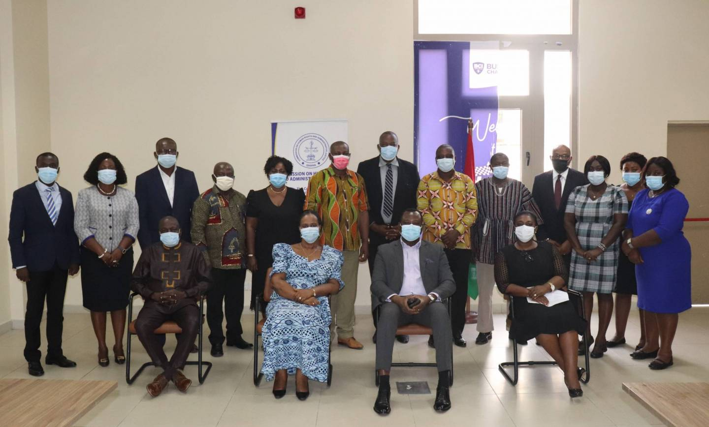 INAUGURATION OF 13-MEMBER COMMITTEE TO DEVELOP AN ACTION PLAN – NATIONAL HUMAN RIGHTS EDUCATION