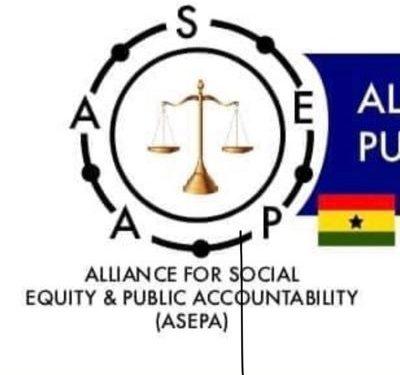 Bribery allegation: Chief Justice should've petitioned CHRAJ, not CID – ASEPA