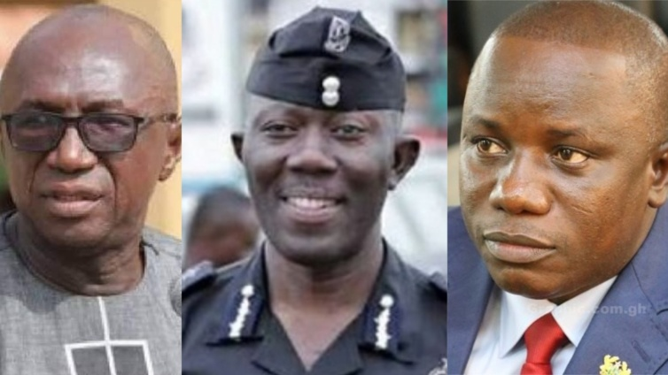 2 MPs ask CHRAJ to investigate Defence and Interior Ministers over election 2020 deaths